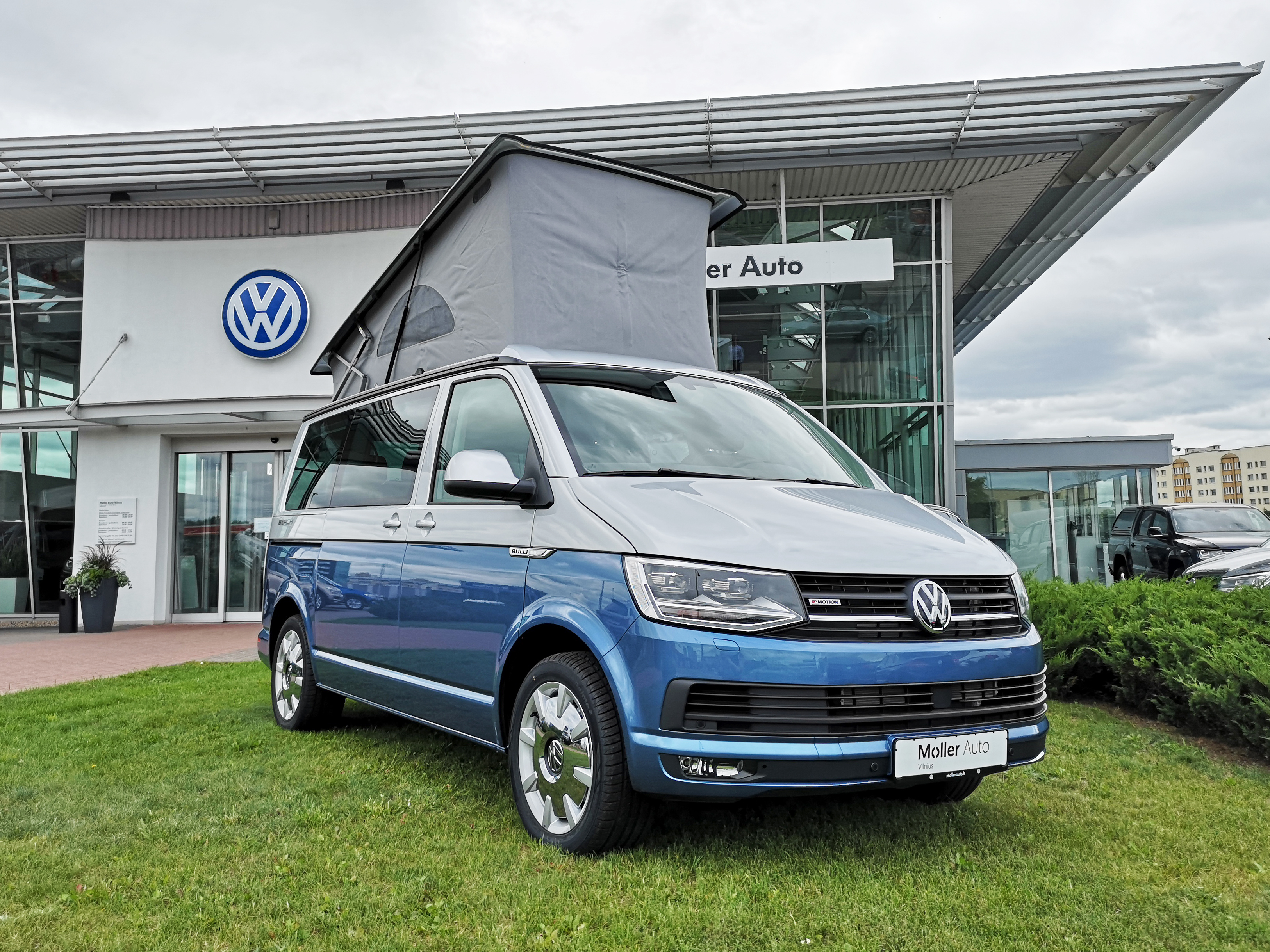 Volkswagen California Beach 2.0TDI 199AG DSG 4Motion