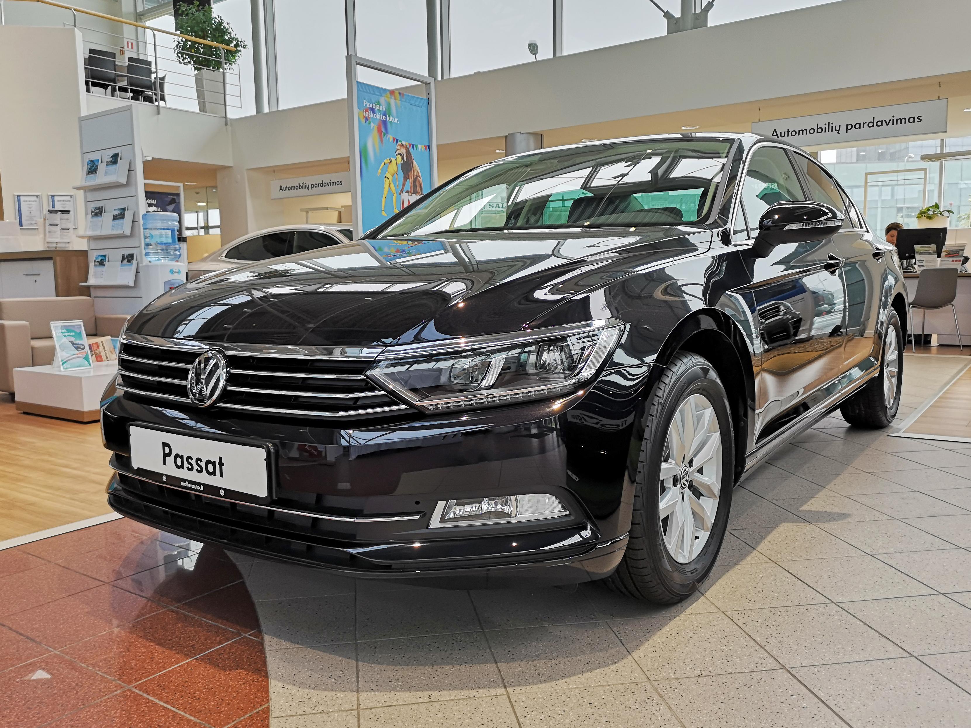 Volkswagen Passat Comfortline 1.5TSI 150AG DSG